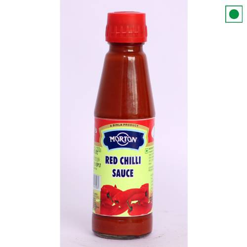 MORTON RED CHILLY SAUCE 200GM