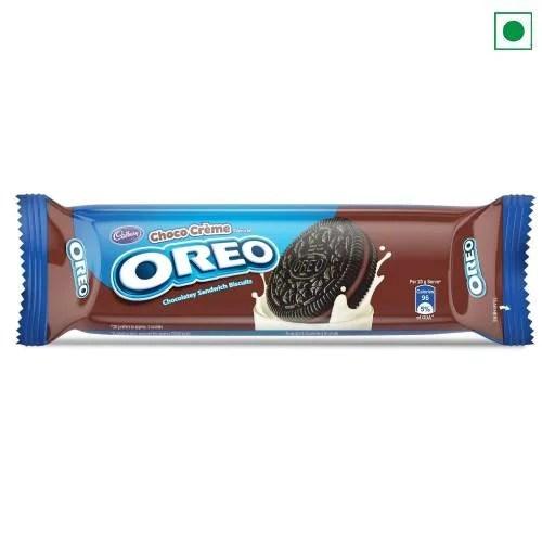 CADBURY OREO CHOCOLATE 120GM