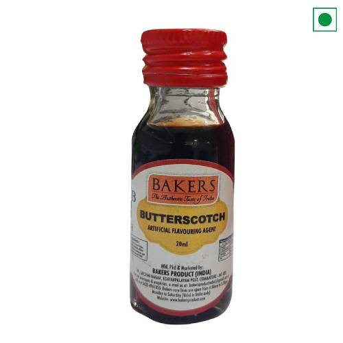 BAKERS BUTTER SCOTCH ESSENCE 20ML