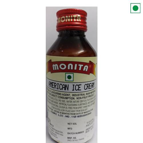 MONITA AMERICAN ICE CREAM 100ML