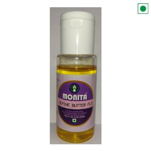 MONITA ALPINE BUTTER FLAVOUR 50ML