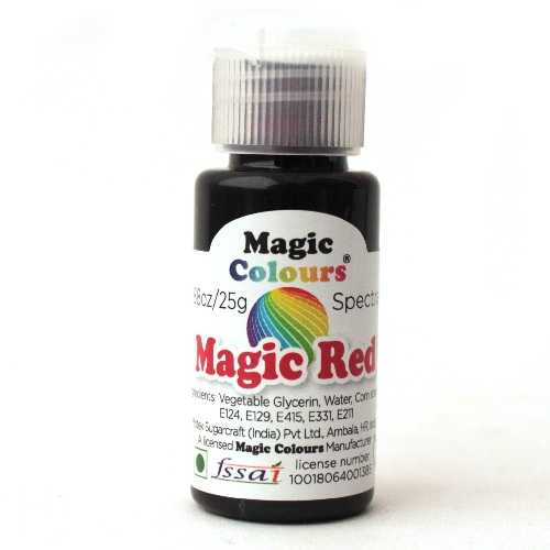 MAGIC COLOURS MAGIC RED 25GM