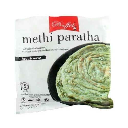 BUFFET METHI PARATHA 300GM