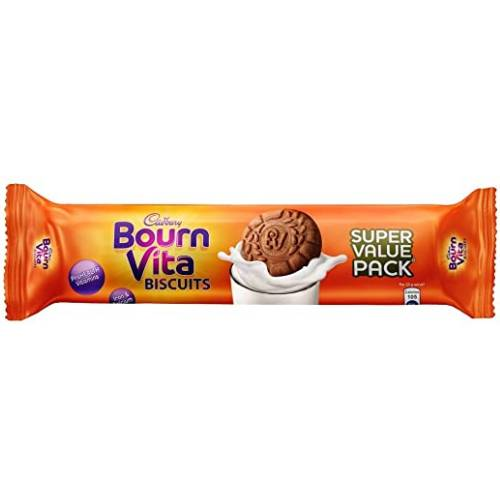 CADBURY BOURNVITA BISCUITS 120g
