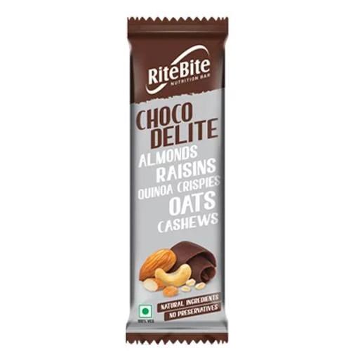 RITEBITE MAX PROTEIN CHOCO DELITE PROTEIN SINGLE BAR 40g