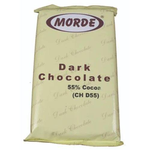 MORDE DARK CHOCOLATE 55% 500g
