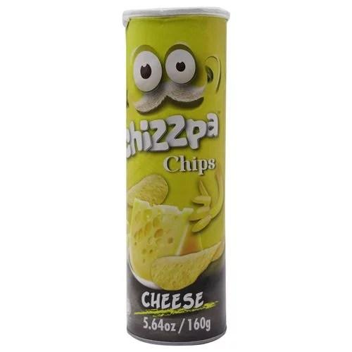 CHIZZPA CHEESE POTATO CHIPS 160g