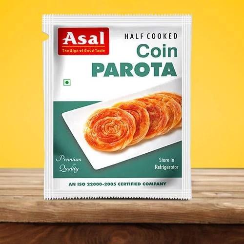 ASAL COIN PAROTA 150g / 4 PIECES