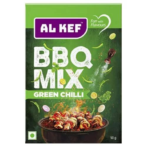 AL KEF GREEN CHILLI BBQ / BARBECUE MIX 50g