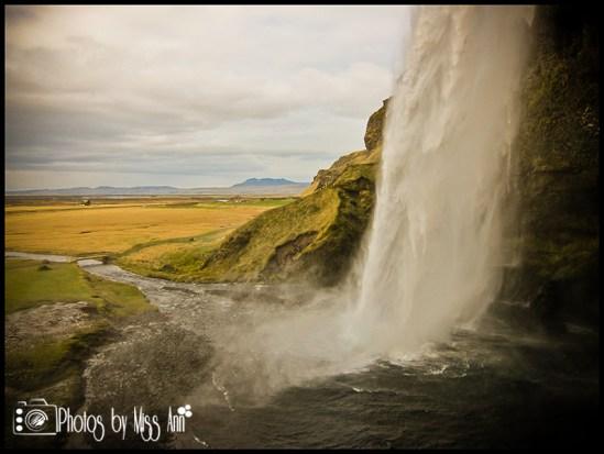 Seljalandsfoss Wedding Ceremony Iceland