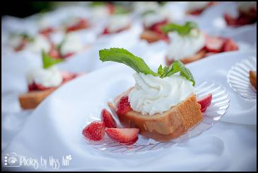 Strawberry Shortcake 30th Birthday Dessert Bar Photos by Miss Ann Iceland Wedding Planner