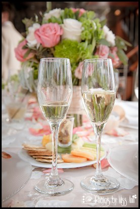 Champagne Toast Iceland Wedding Details Photos by Miss Ann
