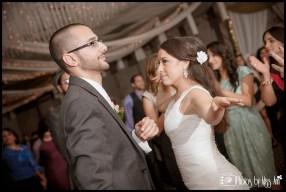 Bride and Groom Dabke Wedding Dance Lebanese Wedding Reception Photos Central Park West Wedding