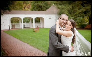 Fall Wedding at the Manor House Wildwood Metro Park Wedding Photographer Photos by Miss Ann