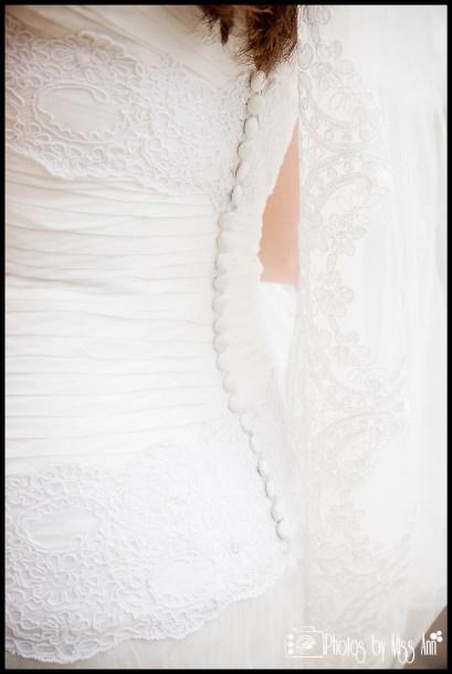 Iceland Wedding Dress Details Iceland Wedding Photographer Photos by Miss Ann