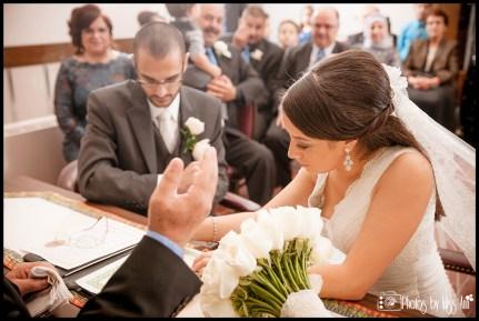 Islamic Mosque Wedding Toledo
