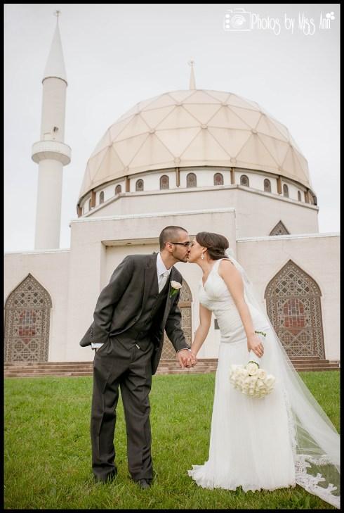 Lebanese Mosque Wedding Photos The Islamic Center of Greater Toledo Wedding