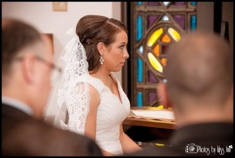 The Islamic Center of Greater Toledo Wedding Stain Glass Window Wedding Photos