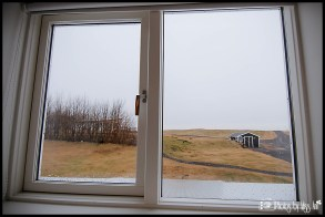 View from Room at Hotel Laekur Hella Iceland Hotel Iceland Wedding Planner Review