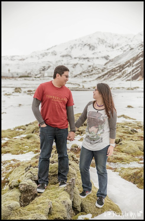 Engagement Session in Iceland Photos by Miss Ann Iceland Wedding Photographer