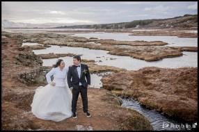 Iceland Wedding Thingvellir Photos by Miss Ann