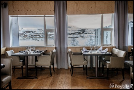 Iceland Wedding Reception Setup ION Luxury Adventure Hotel Silfra