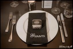 Iceland Wedding Table Setting ION Hotel