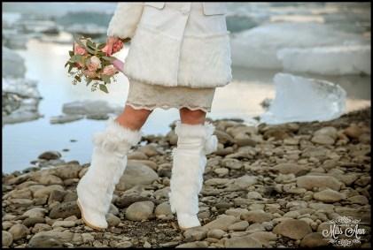 Jokulsarlon Glacier Lagoon Wedding Iceland Wedding Photographer