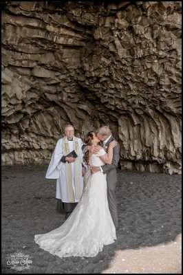 Iceland Wedding Photographer Vik Beach Wedding Iceland