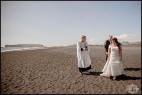 Vik Beach Wedding Iceland
