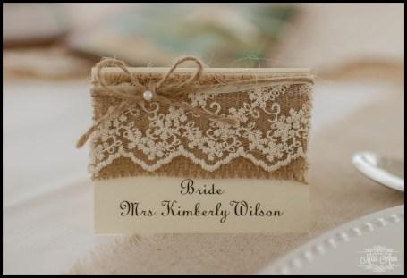 Iceland Wedding Reception Details 2