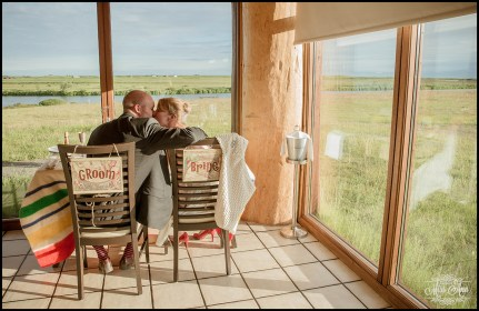 Iceland Wedding Reception at Hotel Ranga