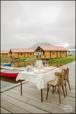 Northern Iceland Wedding Location Brimnes Hotel and Cabins Iceland