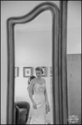 Bride Getting Ready for Wedding at Hotel Budir