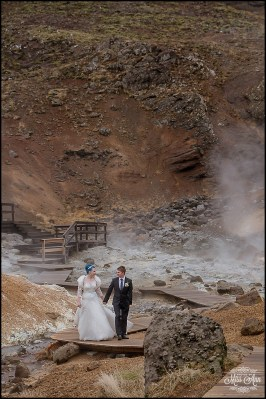 Krysuvik-Seltun Iceland Wedding-3