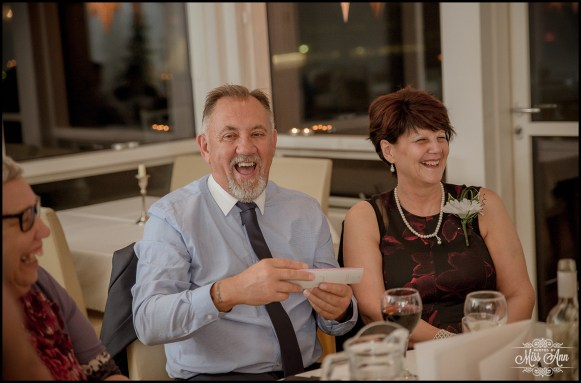 Northern Lights Inn Iceland Wedding Reception
