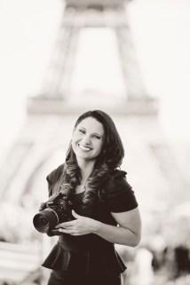 Eiffel Tower Portrait Session Photographer