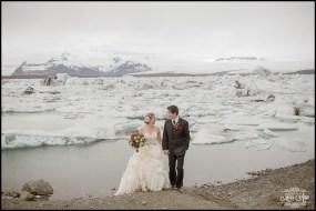 Glacier Wedding Iceland Photos by Miss Ann