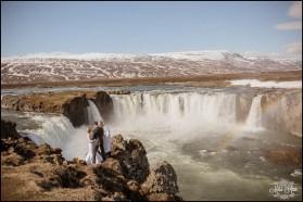 Godafoss Waterfall Iceland Wedding Photographer-3