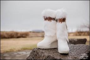 Iceland Wedding Boots