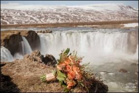 Iceland Wedding Photographer Godafoss Waterfall-8