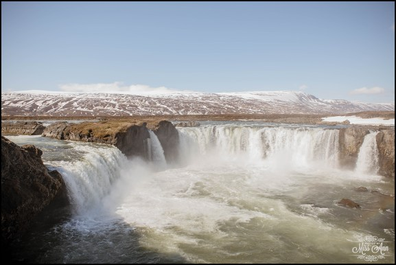 Iceland Wedding Photographer Godafoss Waterfall-9