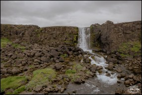 Iceland Wedding Locations Oxarafoss Waterfall