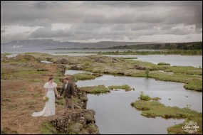 Iceland Wedding Photographer Thingvellir National Park