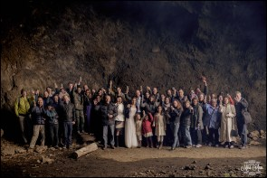 Large Iceland Wedding Day