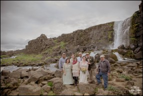 Thingvellir National Park Wedding Iceland
