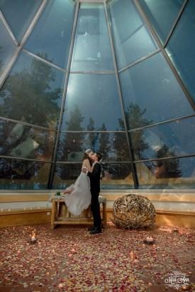 Finland Destination Wedding Igloo Hotel Photos by Miss Ann-29