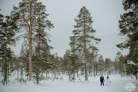 Finland Destination Wedding Igloo Hotel Photos by Miss Ann-42