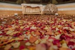 Wedding Ceremony Rose Petal Ideas