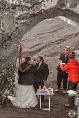 Iceland Glacier Wedding-3